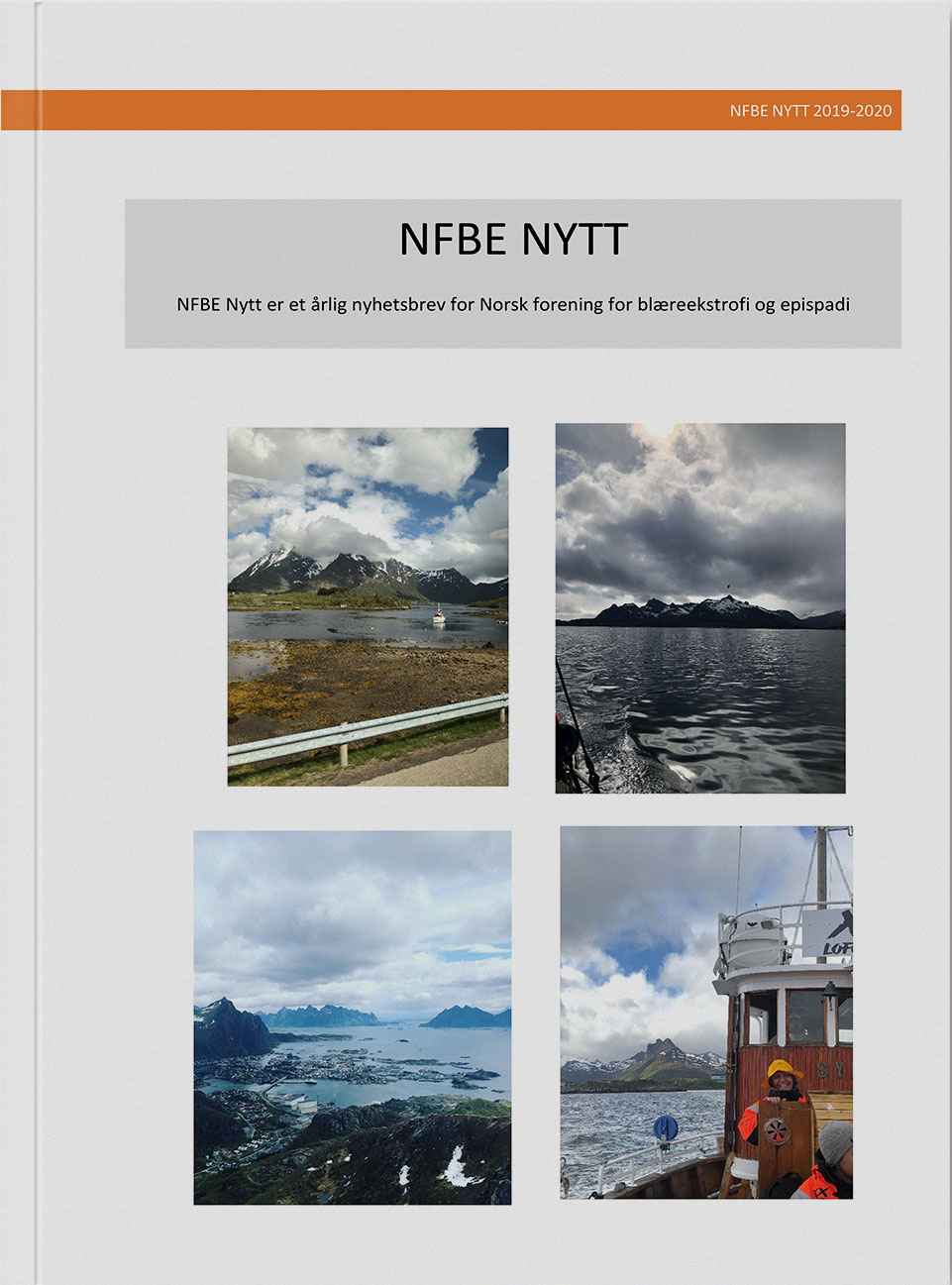 NFBE medlemsblad